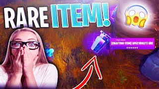 BLIND TRADING With Spectrolite Ore (GOES WRONG) - Fortnite Save The World