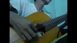 Người Tôi Yêu - Chi Dân ( Guitar Cover )