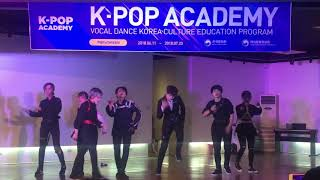 [Tổng kết khoá học Kpop Academy 2018] Fake Love - BTS Dance Cover | The A-Code