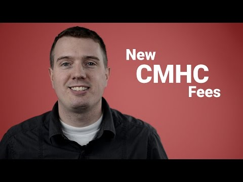 CMHC new fees