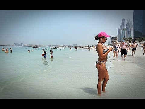 DUBAI MARINA BEACH WALK