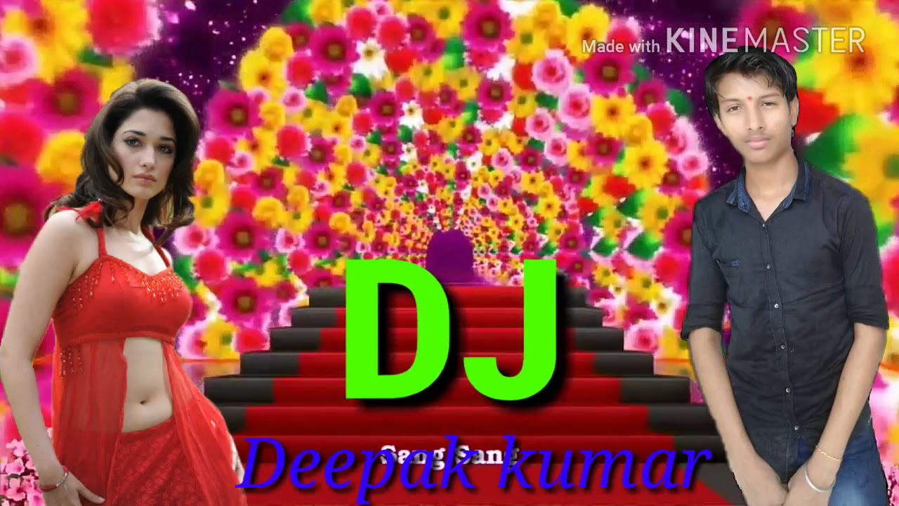 DJ remix Hindi song mile Jo Tere Naina Hamare Naina se Chala Kaisa Jadu DJ  remix song