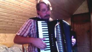 Diero's Rag-James Carlson, accordion