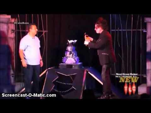 Cake Boss Season5 Episode21 Hocus Pocus Part 4 Last Part