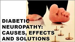 Diabetic Neuropathy - Dr S Shashank, Consultant Neurologist
