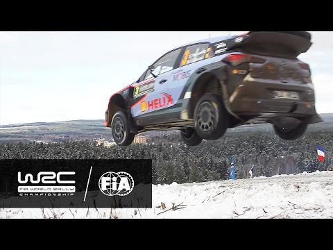 Тизер к Ралли Швеции WRC
