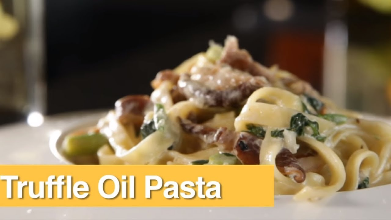 how to use truffle oil