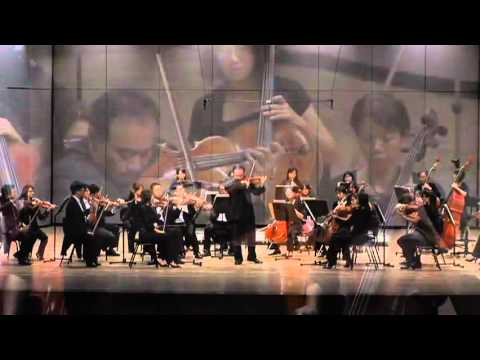 Cho-Liang Lin conducts & plays Mozart's Second Violin Concerto in D major