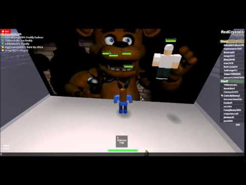 Name that fnaf character roblox youtube