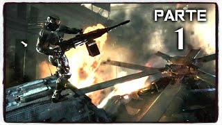 CRYSIS 2 Gameplay PC Español Parte 1 - 1080p HD 60fps