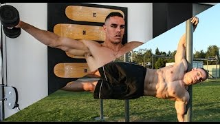 CalAesthetics with Weight Lifting | Ask Meyers | Brendan Meyers