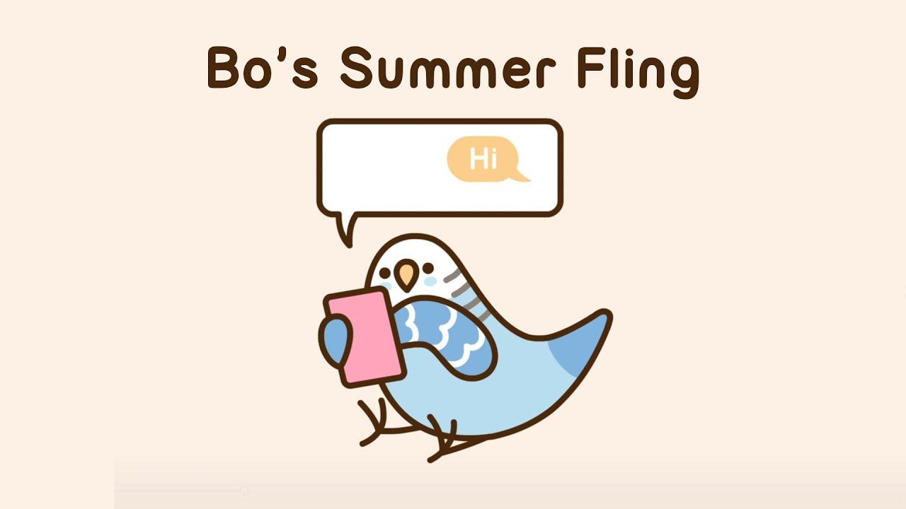 Pusheen: Bo's Summer Fling