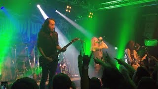 Dragonforce - Ashes Of The Dawn  Hd  Live At Vulkan Arena,oslo,norway 07.11.2017
