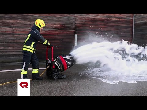 FANERGY Schaumerzeugung - Rosenbauer