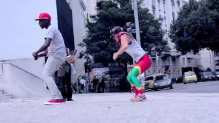 Argentina and Angola kuduro Afro House