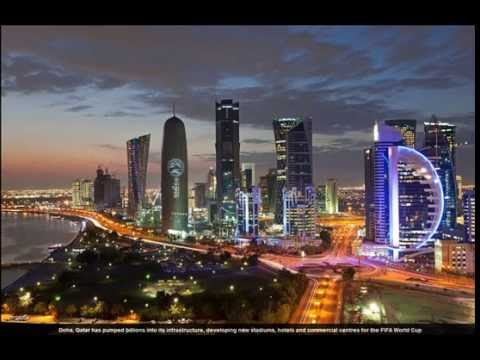 How Qatar is being transformed for the 2022 World Cup