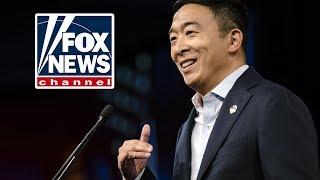 Fox News Admits Andrew Yang's UBI Isn't Socialism