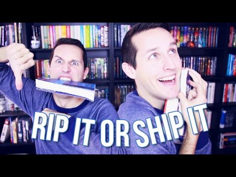 RIP IT OR SHIP IT