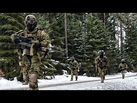 Mortar Fire In Germany • 173rd Airborne Brigade