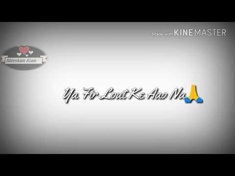 Tum Bin Jiya Jaye Kaise (Sanam Re) Whatsapp Status Video