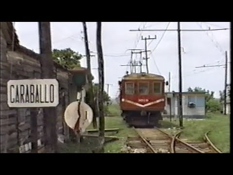 Hershey Electric Railway Cuba 1990 Part 6 Branch Lines