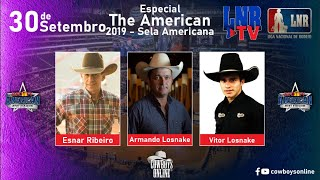 Programa LNR TV 30/09/2020 The American 2019 - Sela Americana