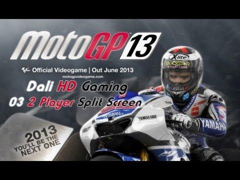 MotoGP 13 2 player Split Screen PC Gameplay FullHD 1080p - YouTube