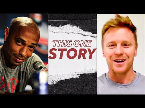 A Visit To Thierry Henry's $15M Manhattan Penthouse | This One Story with Dax McCarty