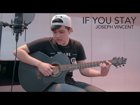If You Stay - Joseph Vincent (Jim Willis Acoustic Cover)