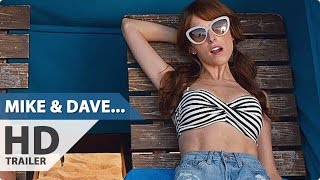 Mike and Dave Need Wedding Dates Red Band Trailer 2 (2016) Zac Efron, Aubrey Plaza Comedy Movie HD