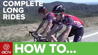 How To Ride Long Distances