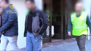 31/03/2017 Detenido un joven en Alcantarilla por posesión de material pedófilo