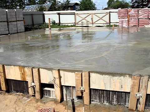 betoniranje ploce