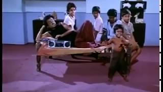 Midget Break Dance feat. Rajinikanth