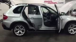 BMW X5 (2007) Videos