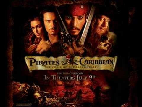 Pirates of the Caribbean  Soundtr 02  The Medallion Calls