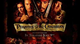 Pirates Of The Caribbean The Curse Of The Black Pearl 2003 All Soundtracks Ost Youtube