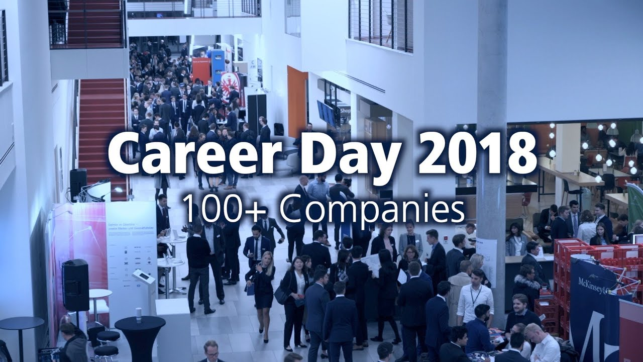 Career Day | Frankfurt School