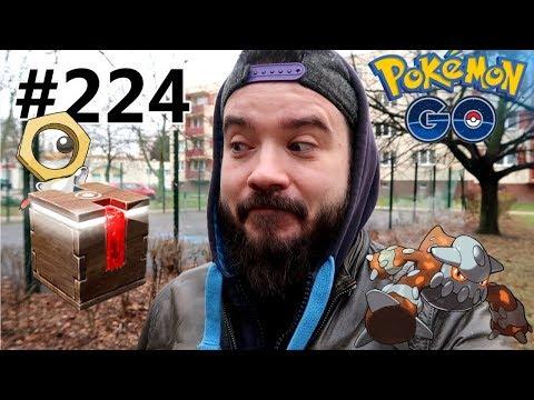 První raid na Heatrana a konečně MELTAN MYSTERY BOX! | Pokemon GO s pRajou thumbnail