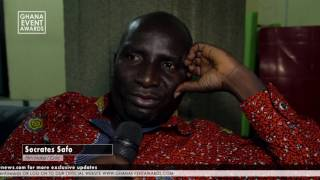 Socrate Safo Film producer share his opinon on Ghana Event Awards
