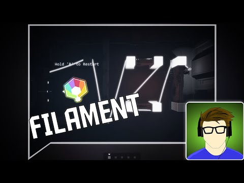 Advanced Puzzle Solving on a Broken Space Ship - Filament  