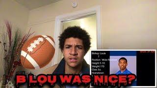 B.Lou Tulsa Football Highlights (He's nice)