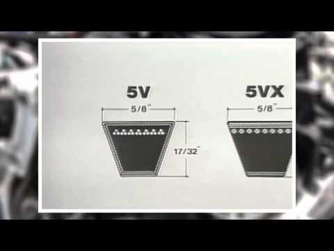 Types Of V-Belts