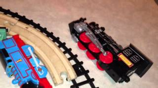 thomas and friends the crash/ thomas und seine freunde unfall حادث توماس والاصدقاء