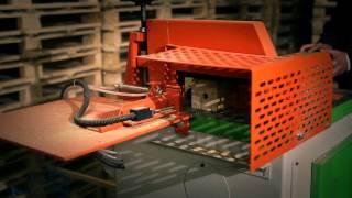 Полуавтоматический станок торцовки доски и шашки поддона Optima-СТ500M NEW(Для производителей деревянной тары мы предлагаем станок торцовочный Оптима СТ500М. С помощью одного станка,..., 2013-12-03T20:09:00.000Z)