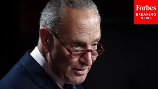 Schumer: I'm 'Angered' By Senate Parliamentarian Ruling On Immigration In Reconciliation Bill