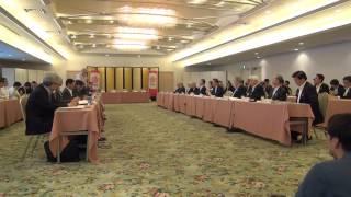 関西経済連合会との意見交換会(平成28年7月21日)