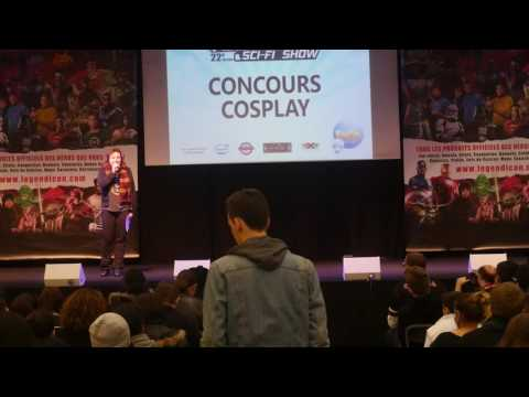 related image - Paris Manga 22 - Concours Cosplay Dimanche - 00 - Intro du Jury