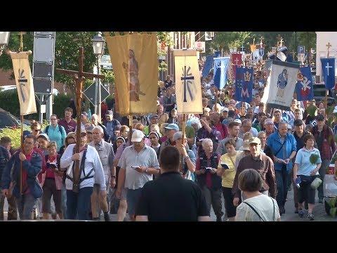 Telgter Wallfahrt: Rund 8000 Pilger unterwegs