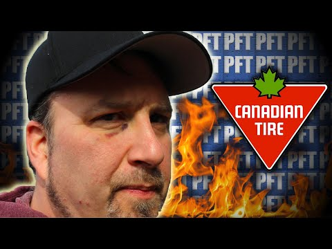 """PFT EXCLUSIVE: MAN ASSAULTED AND """"ARRESTED"""" BY CANADIAN TIRE EMPLOYEES FOR EXERCISING MASK EXEMPTION"""